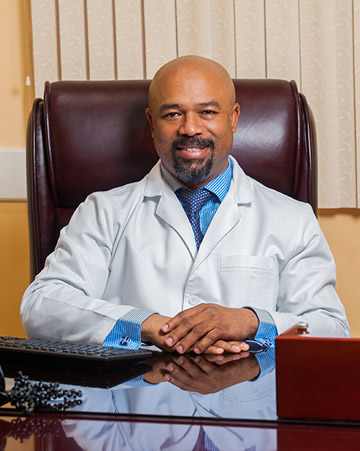 Dr. Lorne Charles
